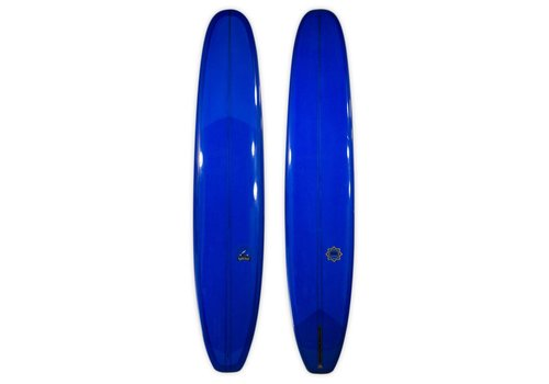 Bing Surfboards Bing 9'8 Pocket Knife Electric Blue