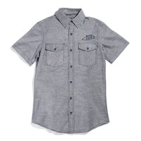 Third Coast Burnside Chambray S/S