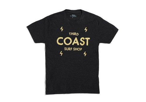 Third Coast Third Coast Bolts Logo Tee Vintage Black