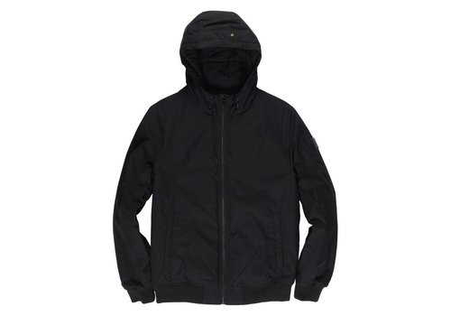 Element Element Dulcey Jacket Flint Black
