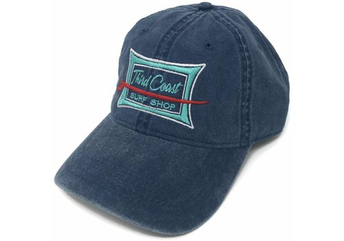 Third Coast Third Coast Golden Era Washed Hat Navy