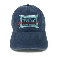 Third Coast Golden Era Washed Hat Navy