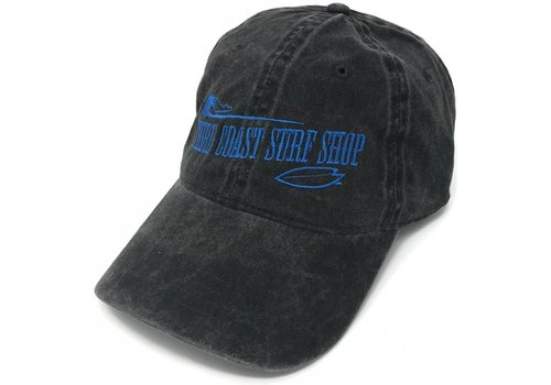 Third Coast TCSS Old Fashioned Logo Washed Hat Black