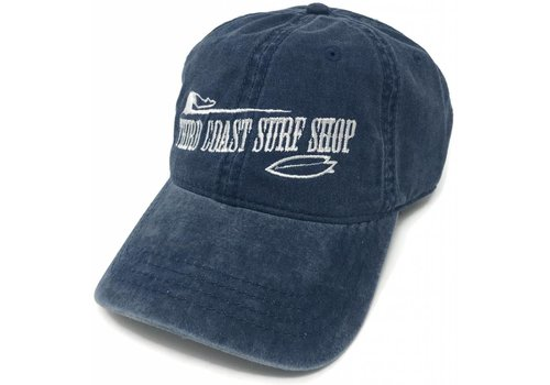Third Coast TCSS Old Fashioned Logo Washed Hat Navy