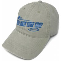 TCSS Old Fashioned Logo Washed Hat Stone