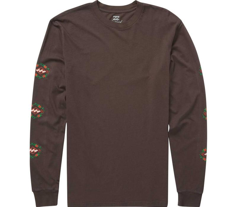Billabong Rose Diamond Long Sleeve Tee