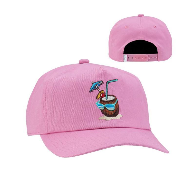 Coal Oasis Pink