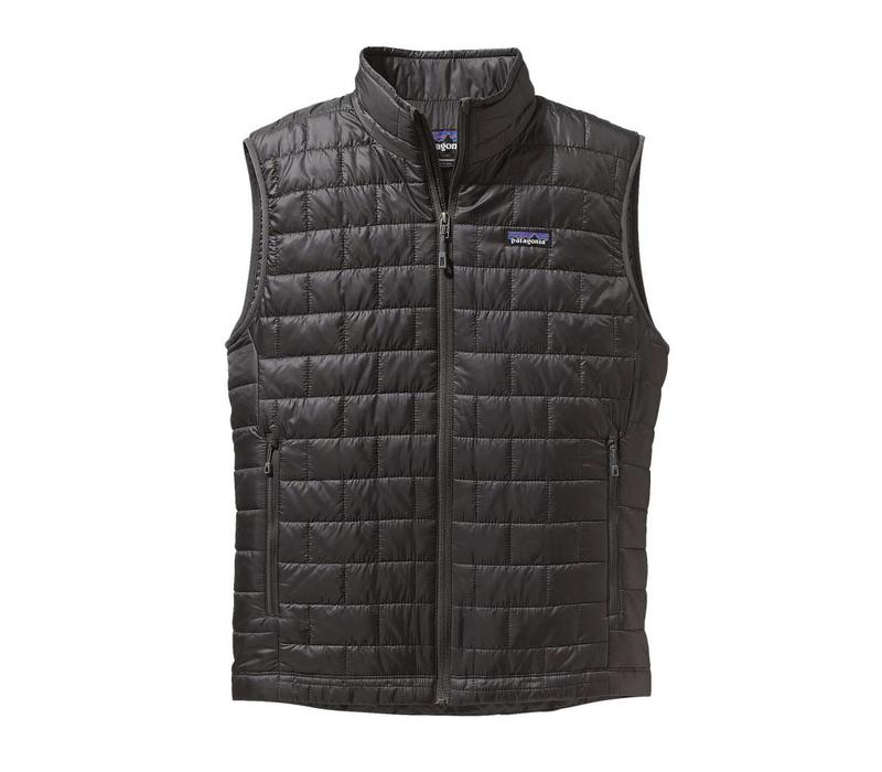 Patagonia M's Nano Puff Vest Forge Grey