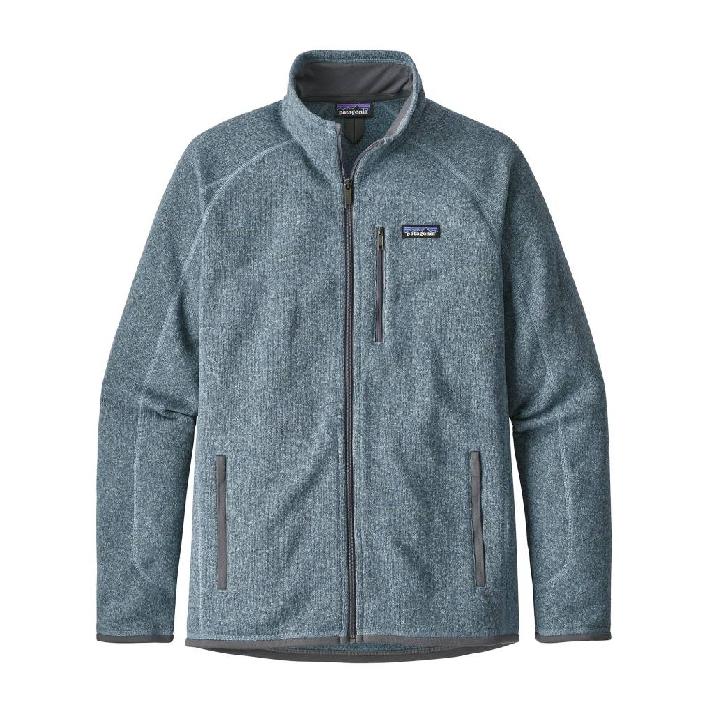 Patagonia Ms Better Sweater Jacket Shadow Blue Third Coast Surf Shop