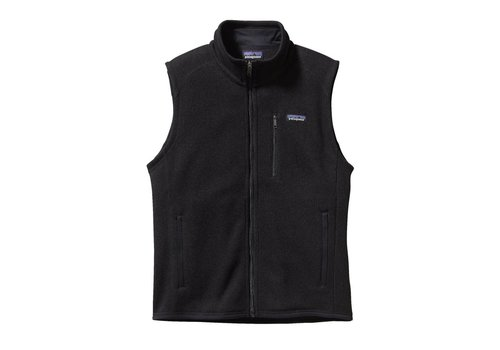 Patagonia Patagonia M's Better Sweater Vest Black