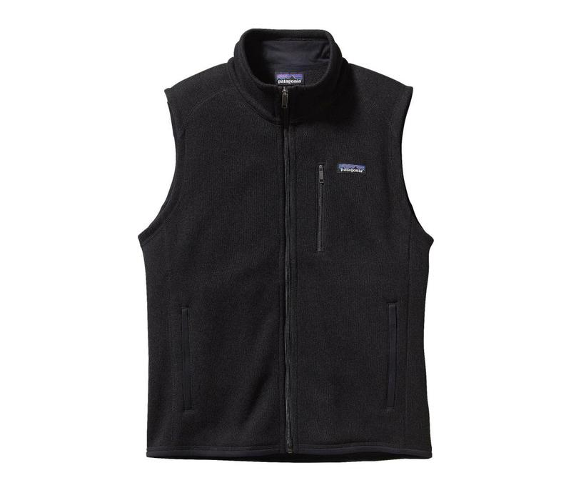 Patagonia M's Better Sweater Vest Black