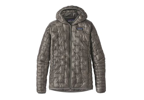 Patagonia Patagonia W's Micro Puff Hoody Feather Grey