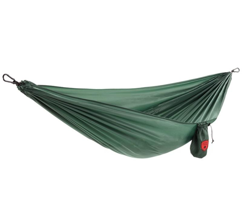 Grand Trunk Ultra Light Starter Single Hammock Green