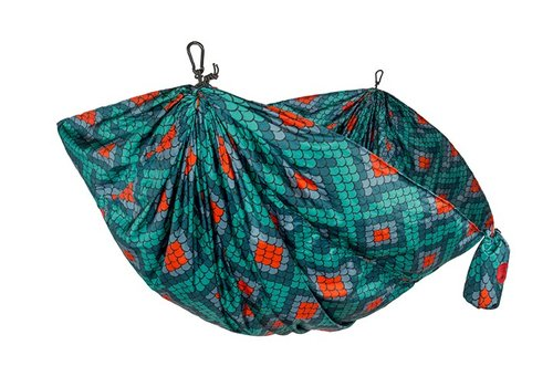 Grand Trunk Grand Trunk Double Prints Hammock Firebelly