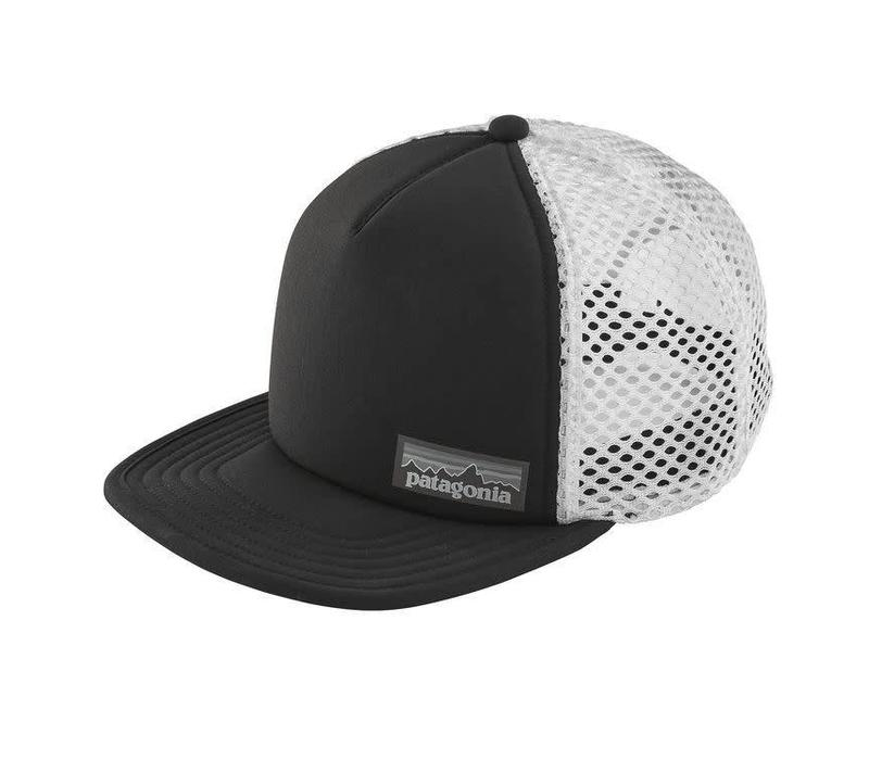 Patagonia Duckbill Trucker Hat Black