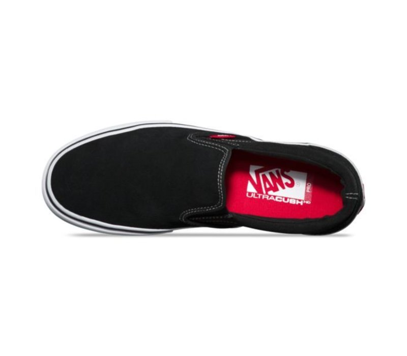 Vans Slip-On Pro Black/White