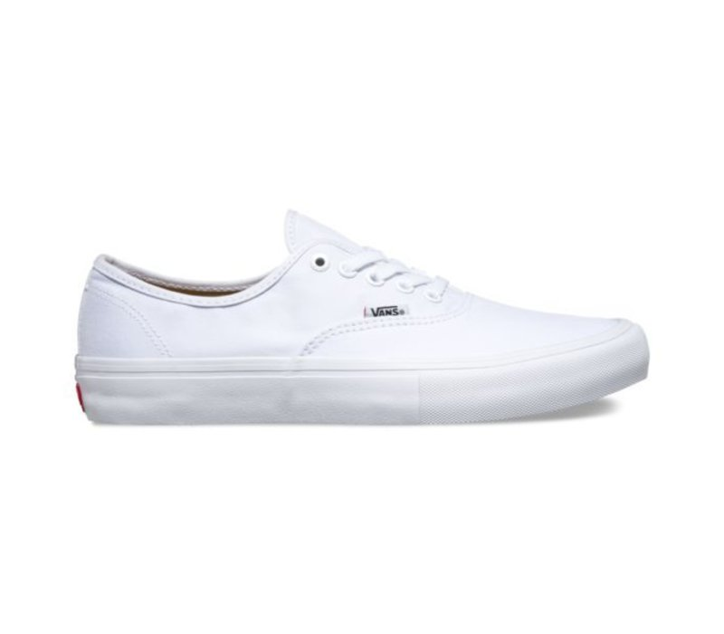 Vans Authentic Pro White/White