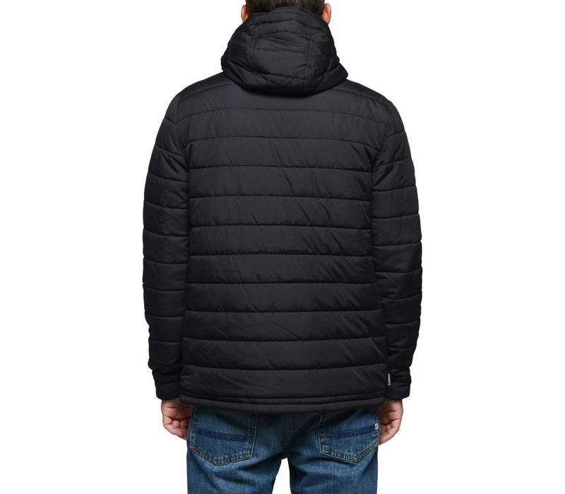 Element Alder Puff Jacket Flint Black