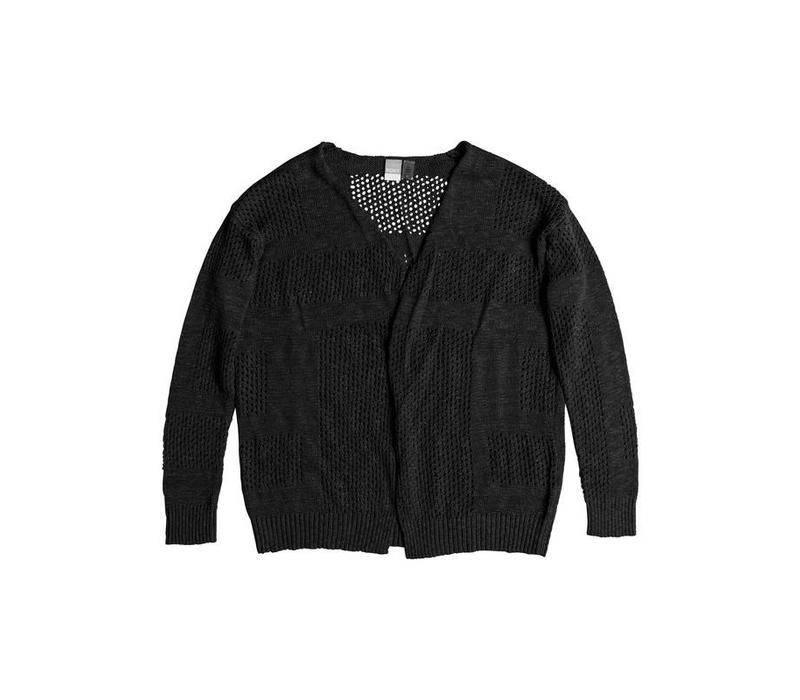 Roxy Summer Bliss Cardigan True Black