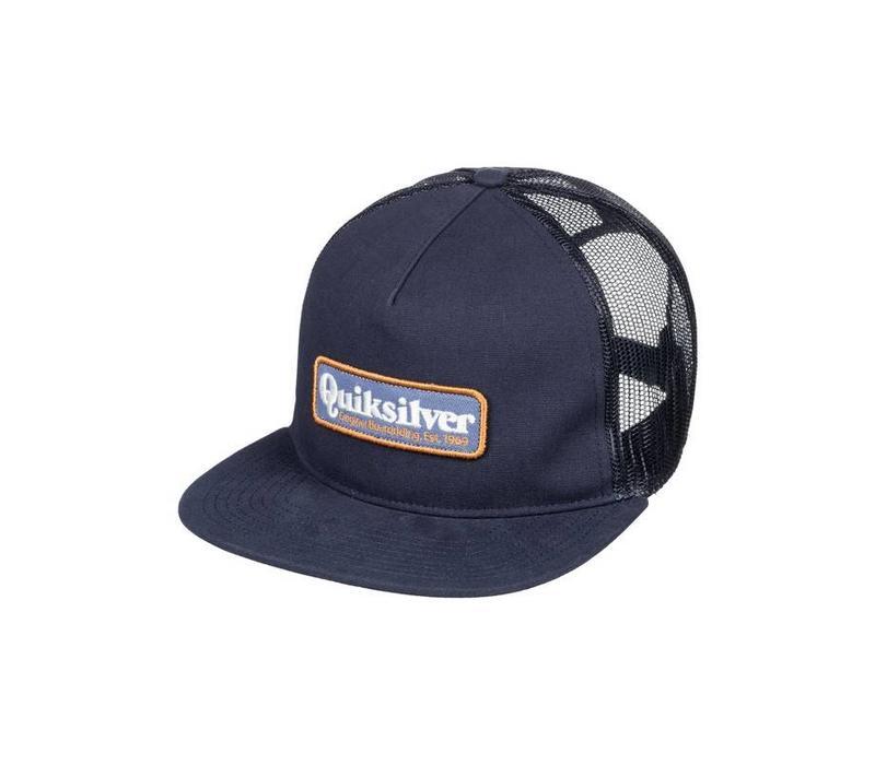 Quiksilver Pursey Hat Navy Blazer