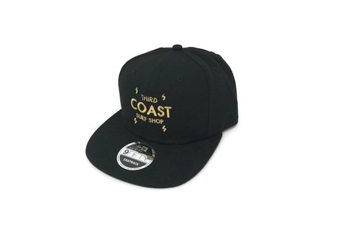 Third Coast Third Coast Bolts New Era Snapback Black
