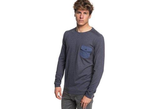 Quiksilver Quiksilver Lindow Crew Sweater Vintage Indigo