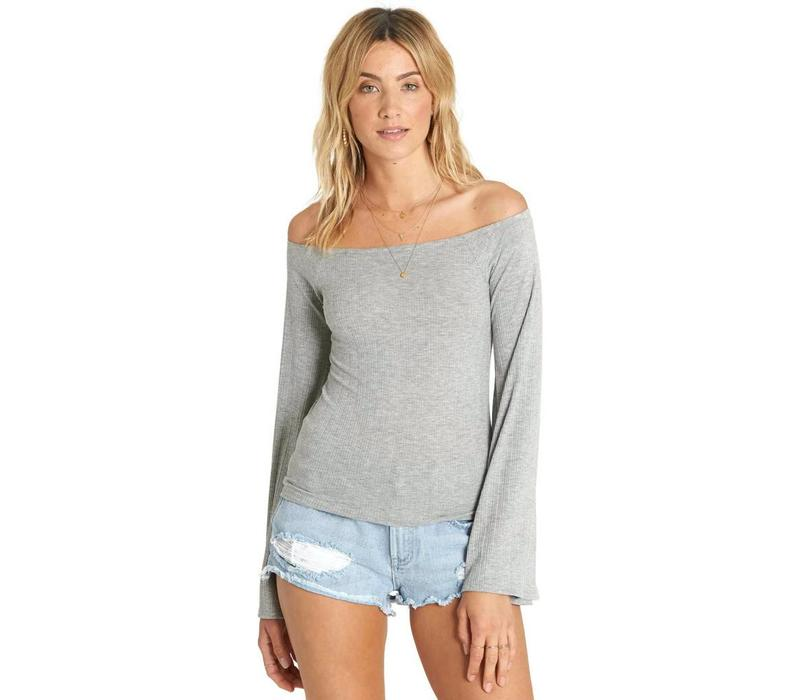 Billabong Come Around Ice Athletic Grey