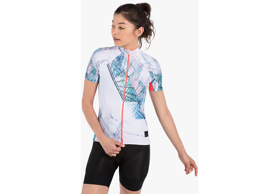 Machines for Freedom Endurance Jersey Ss Wmn