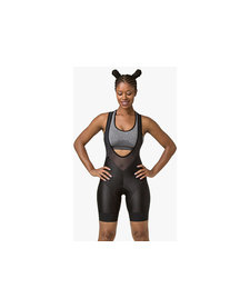 MFF ENDURANCE BIB TALL SHORT WMN