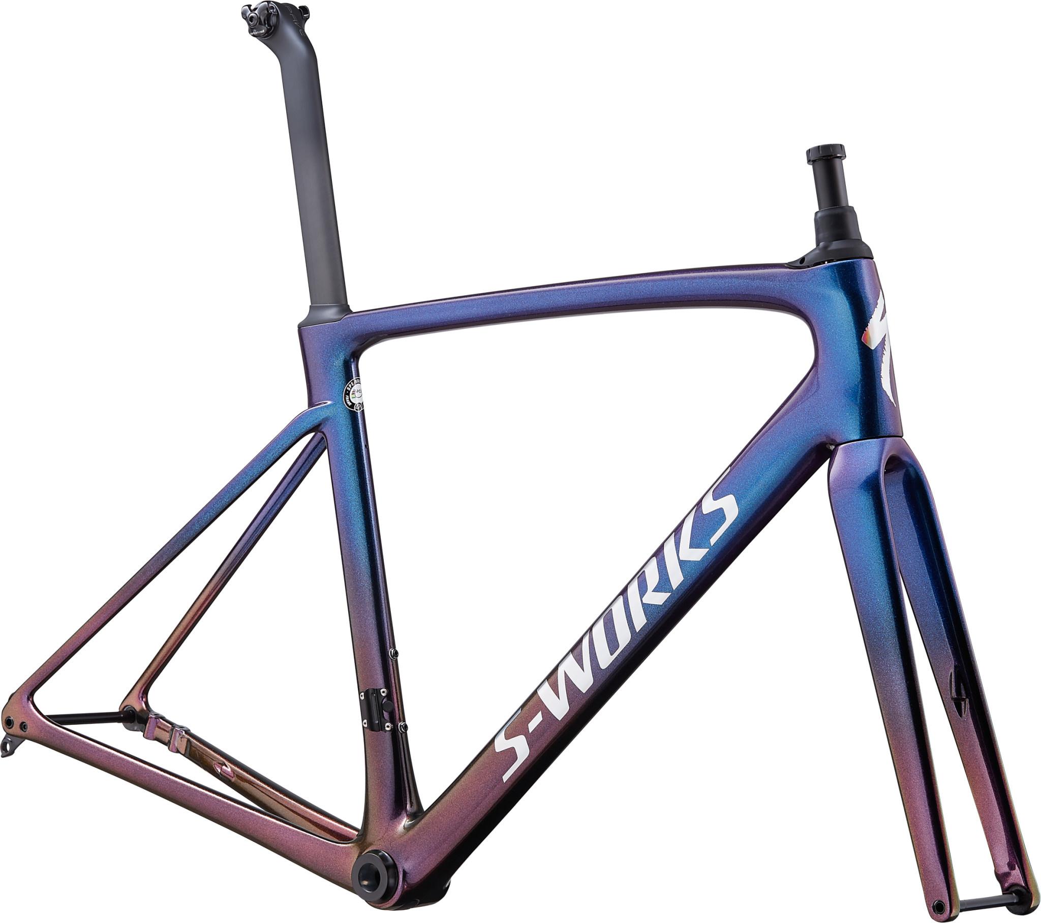 Specialized 2020 Roubaix S-Works Frmset