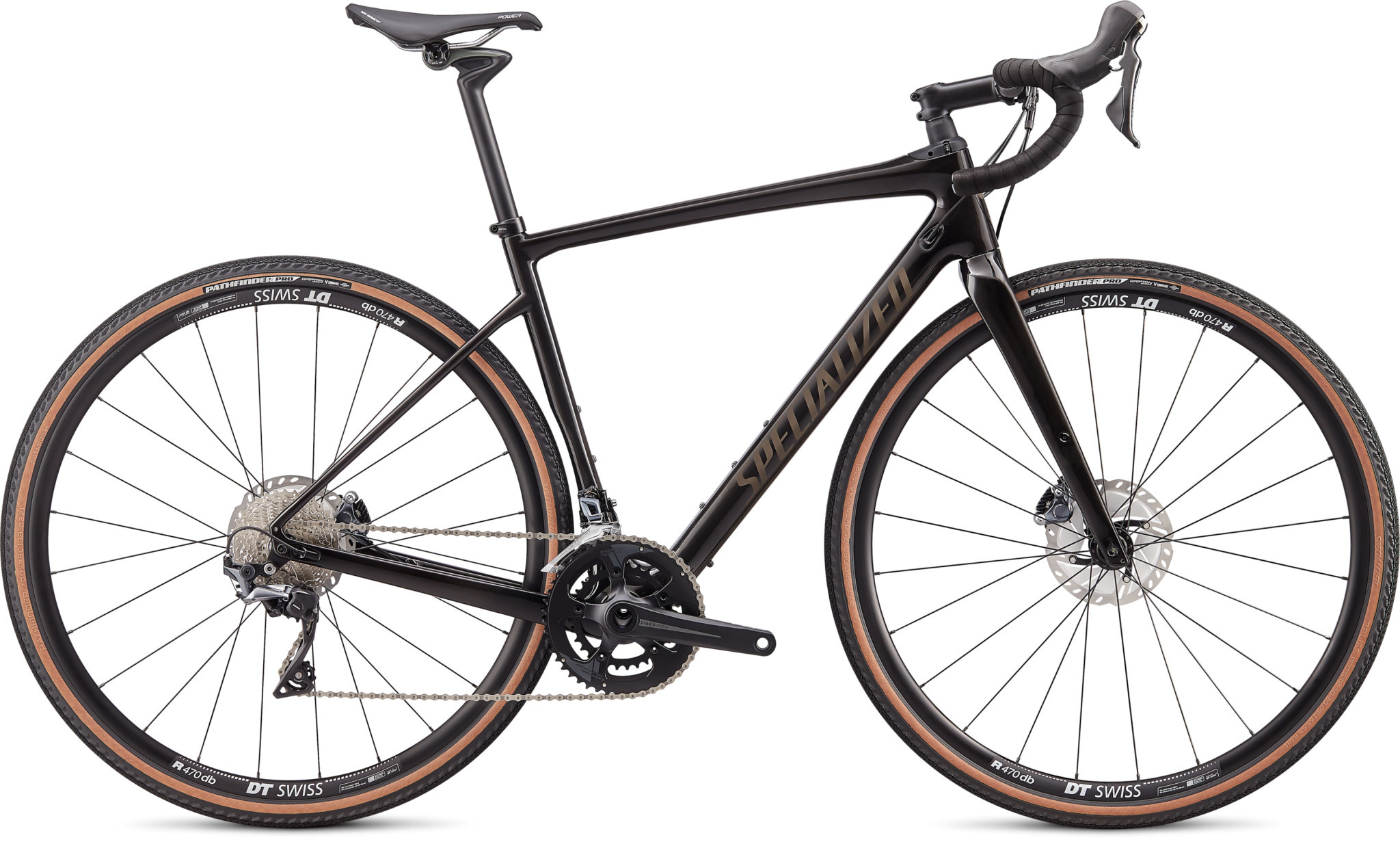 Specialized 20 Diverge Comp Gloss Cb/Gunm/Reflect