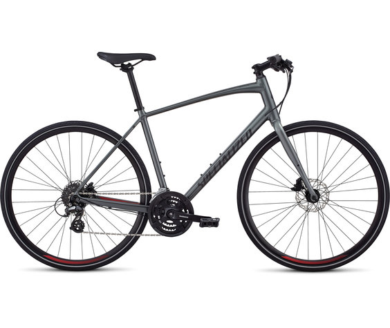 Specialized 20 Mens Sirrus Char/Red/Blk Reflect