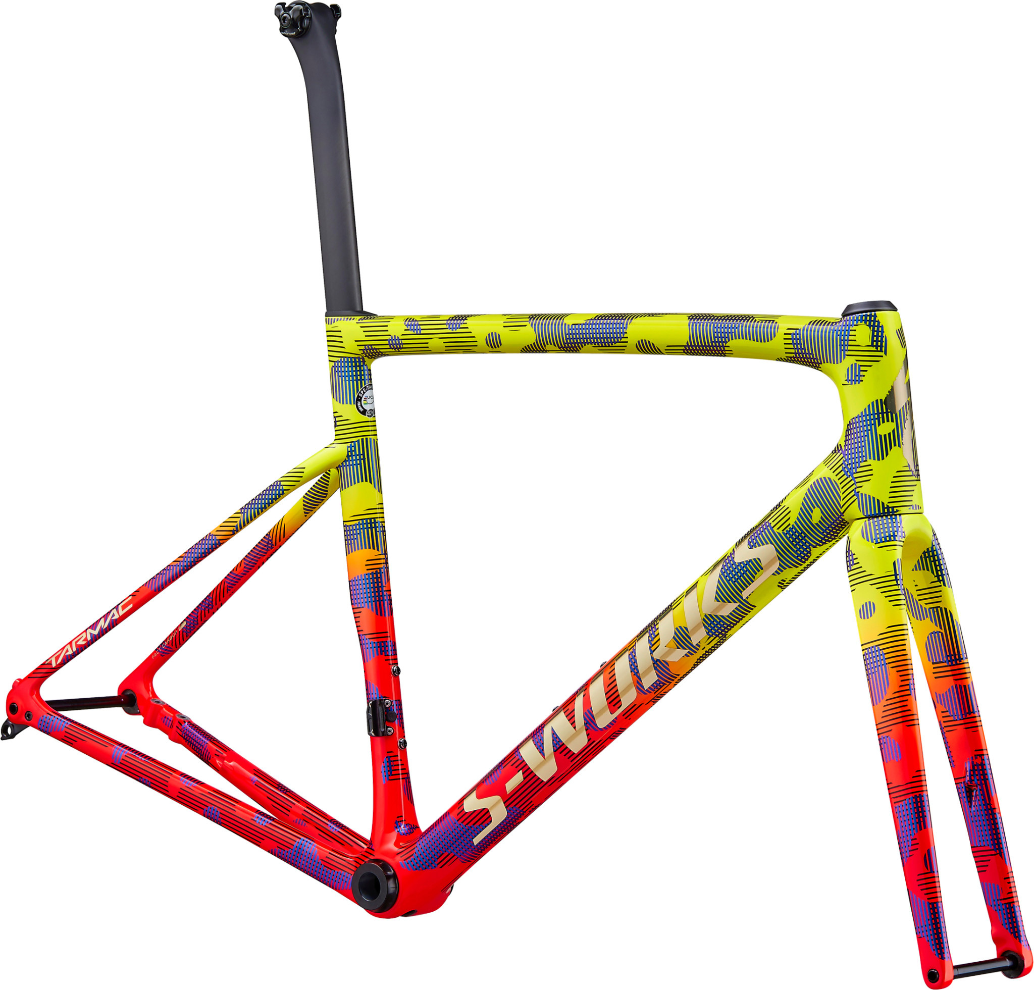 Specialized 20 S-Works Tarmac Disc Frameset