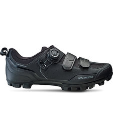 Comp Mtb Shoes Blk/Dkgry