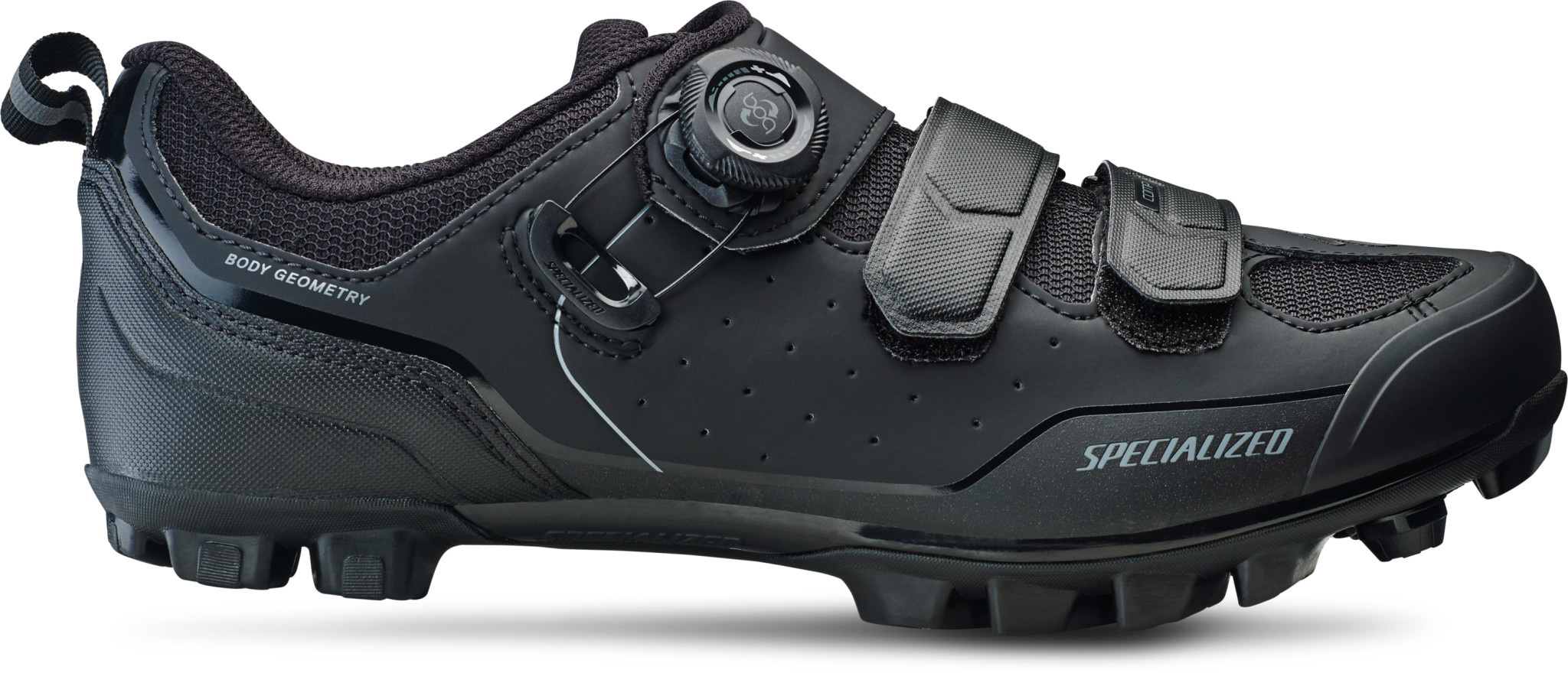 Specialized Comp Mtb Shoes Blk/Dkgry