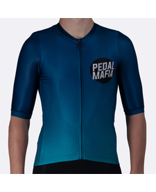 PEDAL MAFIA MENS ARTIST SERIES JERSEY - FOREST FADE