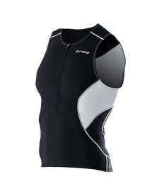 ORCA MEN'S CORE TRI TANK BLACK/WHITE