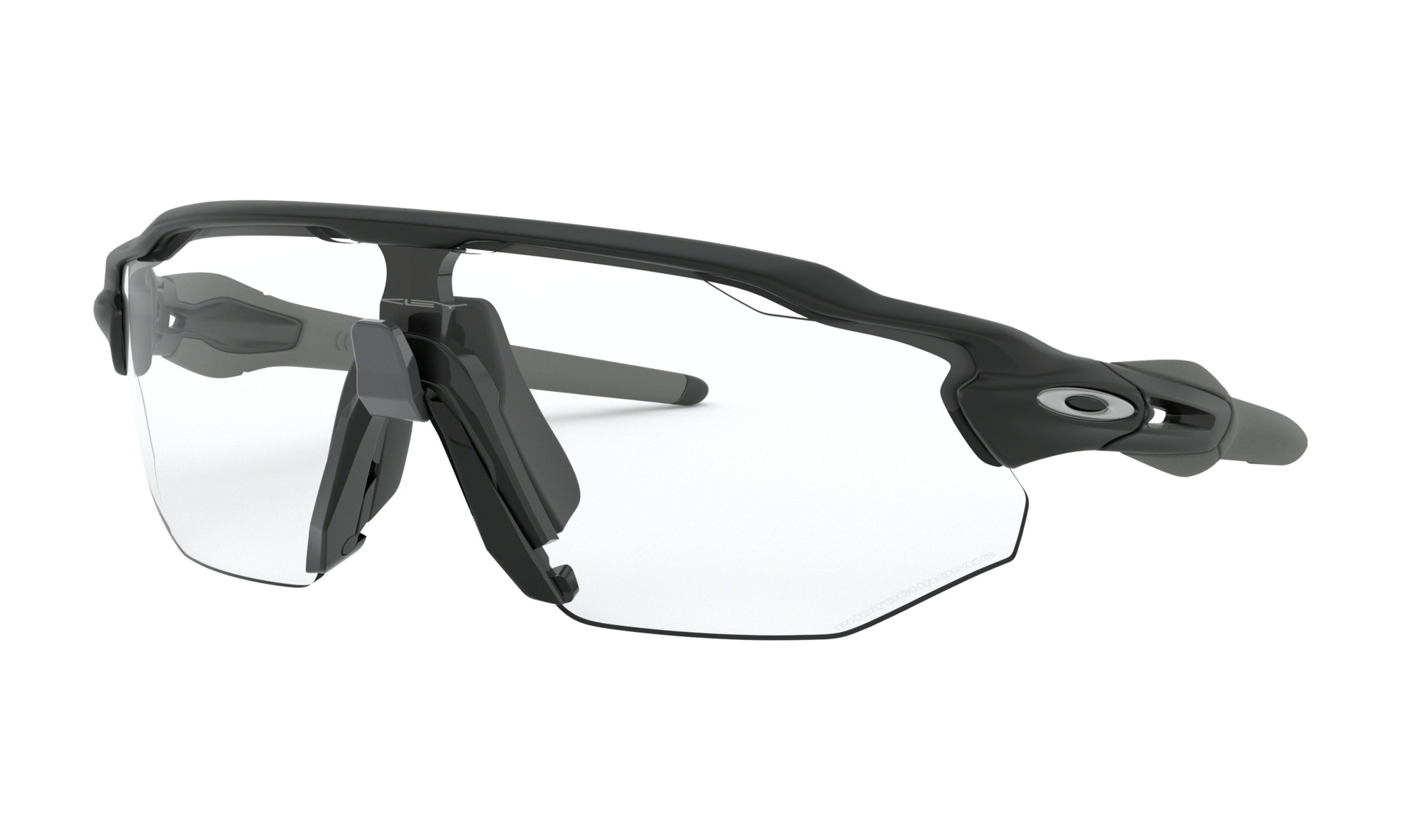 Oakley Radar EV Advancer Matte Black W/ Photochromic