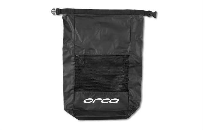 Orca Mesh Backpack Black