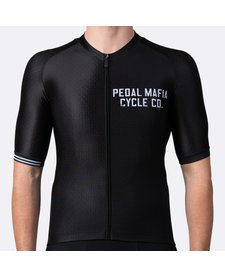 PEDAL MAFIA MENS ARTIST SERIES JERSEY - CYCLE CO BLACK