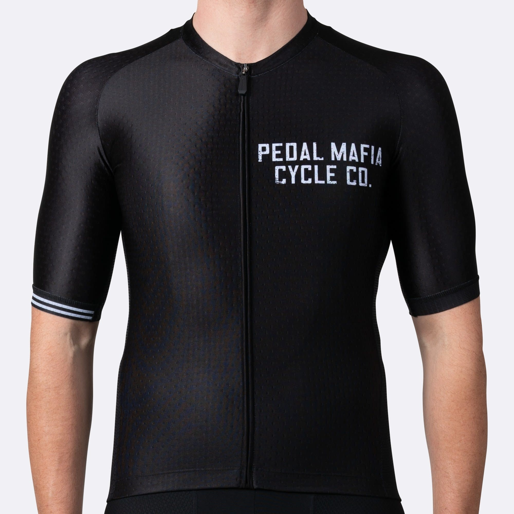 Pedal Mafia PEDAL MAFIA MENS ARTIST SERIES JERSEY - CYCLE CO BLACK