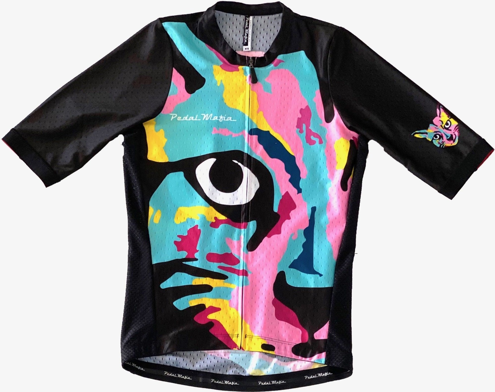 Pedal Mafia PM ARTIST SERIES JERSEY - PARI TECHNO CAT