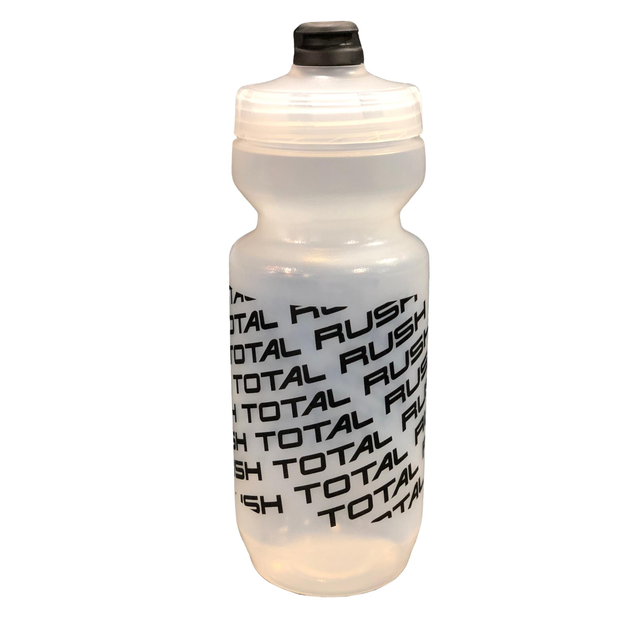 Purist Bottle 22oz Total Rush Black Wrap Logo