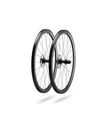 Roval C38 Disc Wheelset Satin Carbon/Blk