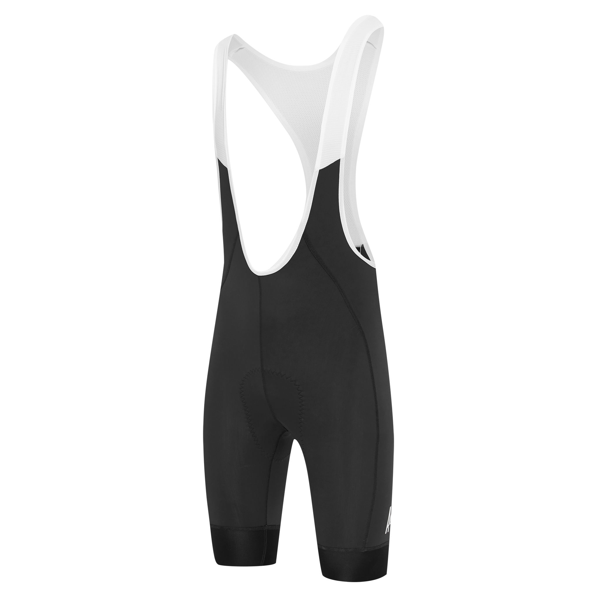 Attaquer A Line Bib Shorts Black