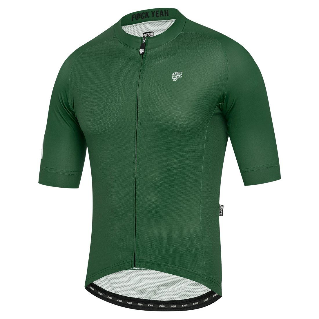 Attaquer A Line Jersey Olive