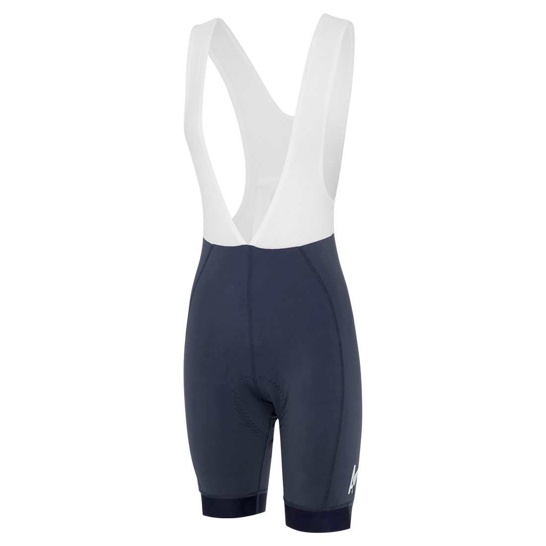 Womens A Line Bib Shorts Navy