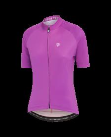 Womens A Line Jersey Purple