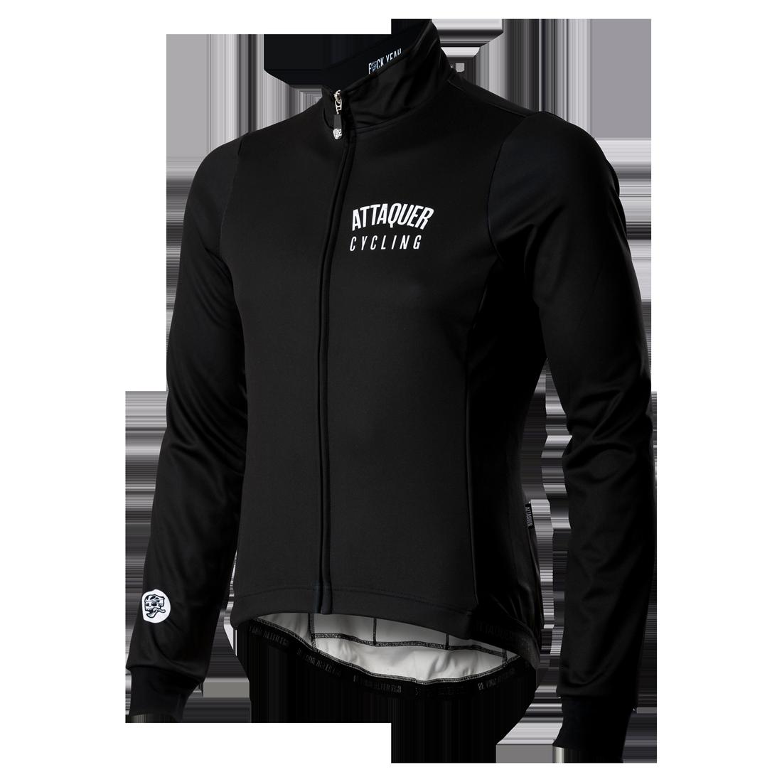 Attaquer All Day Club Jacket Black