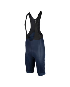 Race Bib Short Navy Reflective Tonal Logo